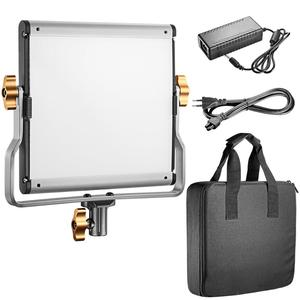 Image 5 - Neewer Dimmable Bi color LED with U Bracket Professional Video Light for Studio, YouTube Outdoor Video Photography Lighting Kit