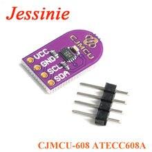 CJMCU-608 atecc608a módulo de memória chave criptográfica gerador de número aleatório de memória módulo rng 2 a 5.5v