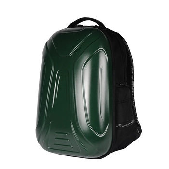 Cool backpack men's beetle hard shell backpack 15.6 inch computer bag large capacity travel bag