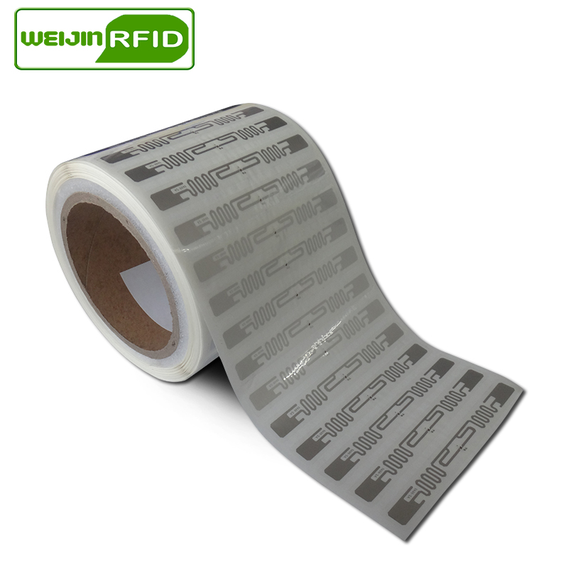 UHF RFID Umbauaufkleber Ausländer 9640 nasse Einlage 915m868 - Schutz und Sicherheit - Foto 4