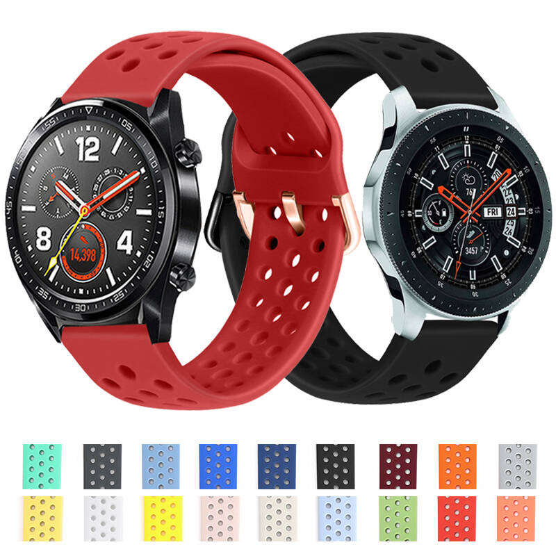 Galaxy Watch 46mm For Samsung Gear S3 Frontier Huawei Watch GT Strap 22mm Strap Smart Watchband Accessories Women Men Bracelet