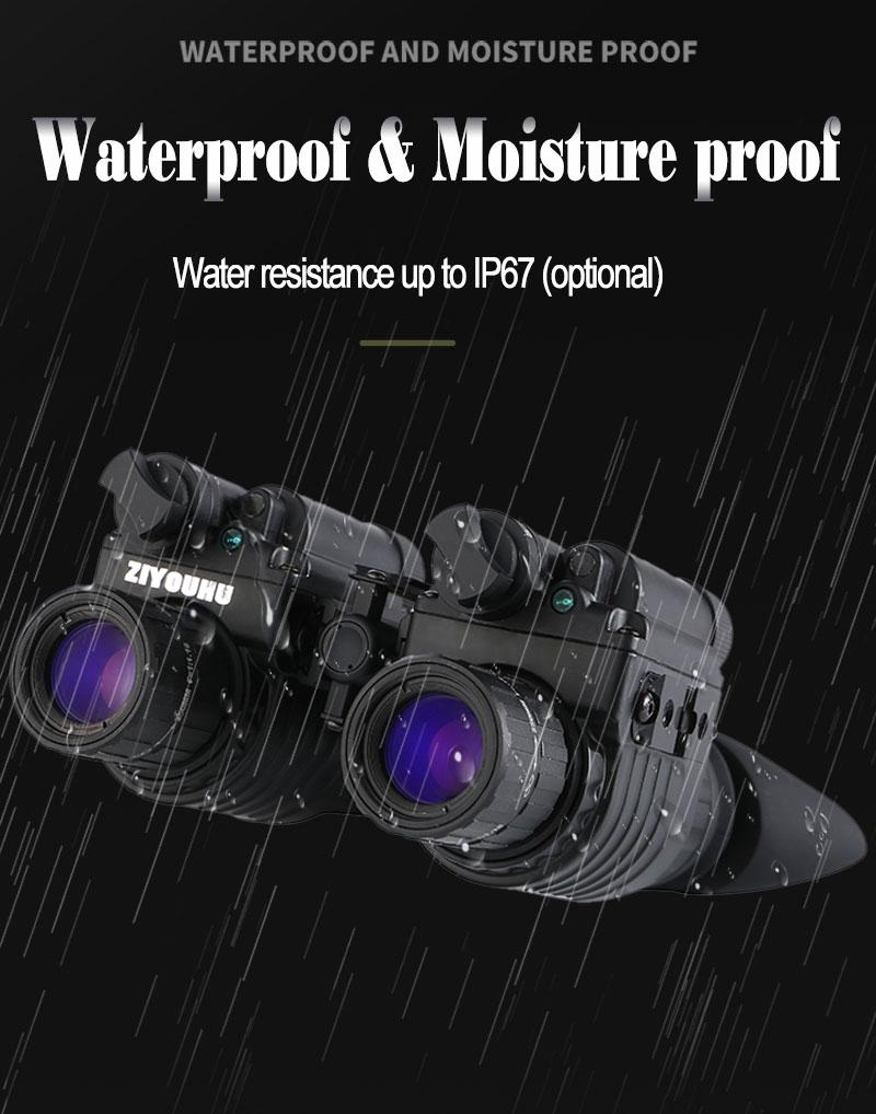 H0cc06e1764ec414981c5b7f8046ac20cH - แว่นมองภาพกลางคืน กล้องมองภาพในที่มืดติดหัว IR Night Vision แว่นกลางคืน อินฟาเรตจับความร้อน เกรดใช้ในกองทัพทหาร ปฏิบัติการยุทธวิธีกลางคืน  <ul>  <li>แว่นตามองกลางคืนแบบสวมหัว</li>  <li>แว่นอินฟาเรต จับภาพด้วยความร้อน</li>  <li>ผลิตภัณฑ์เกรดกองทัพ</li>  <li>สามารถแยกส่วนเป็น 2ชิ้น ซ้าย-ขวา</li>  <li>มีฟังชั่นการซูมแบบกล้องส่องทางไกล</li>  <li>ของแท้ การรับประกัน 1ปี โดยผู้ผลิตในต่างประเทศ</li> </ul>