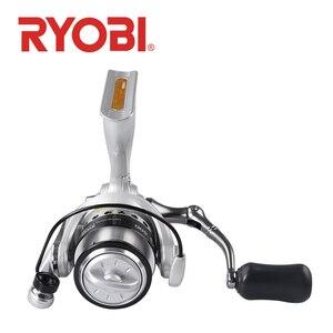 Image 3 - Ryobi Vissen Reel 500 800 1000 Vissen Spinning Reel 3 + 1BB Overbrengingsverhouding 5.2:1 Max Drag 3Kg Zoutwater Reels Vissen Wielen Coils