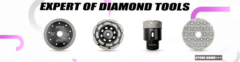 de Diamante Resina Bond Almofadas de Polimento