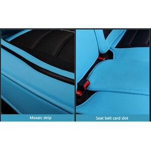 Image 5 - KADULEE di lusso seggiolino auto pelle copre per Jeep Commander Compass Grand Cherokee Renegade Wrangler Jk accessori auto auto stile