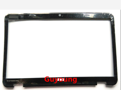 New Laptop Bottom Base <font><b>Case</b></font> for <font><b>DELL</b></font> Inspiron 15R <font><b>N5110</b></font> M5110 LCD Back Cover /LCD Display Front Bezel Black image