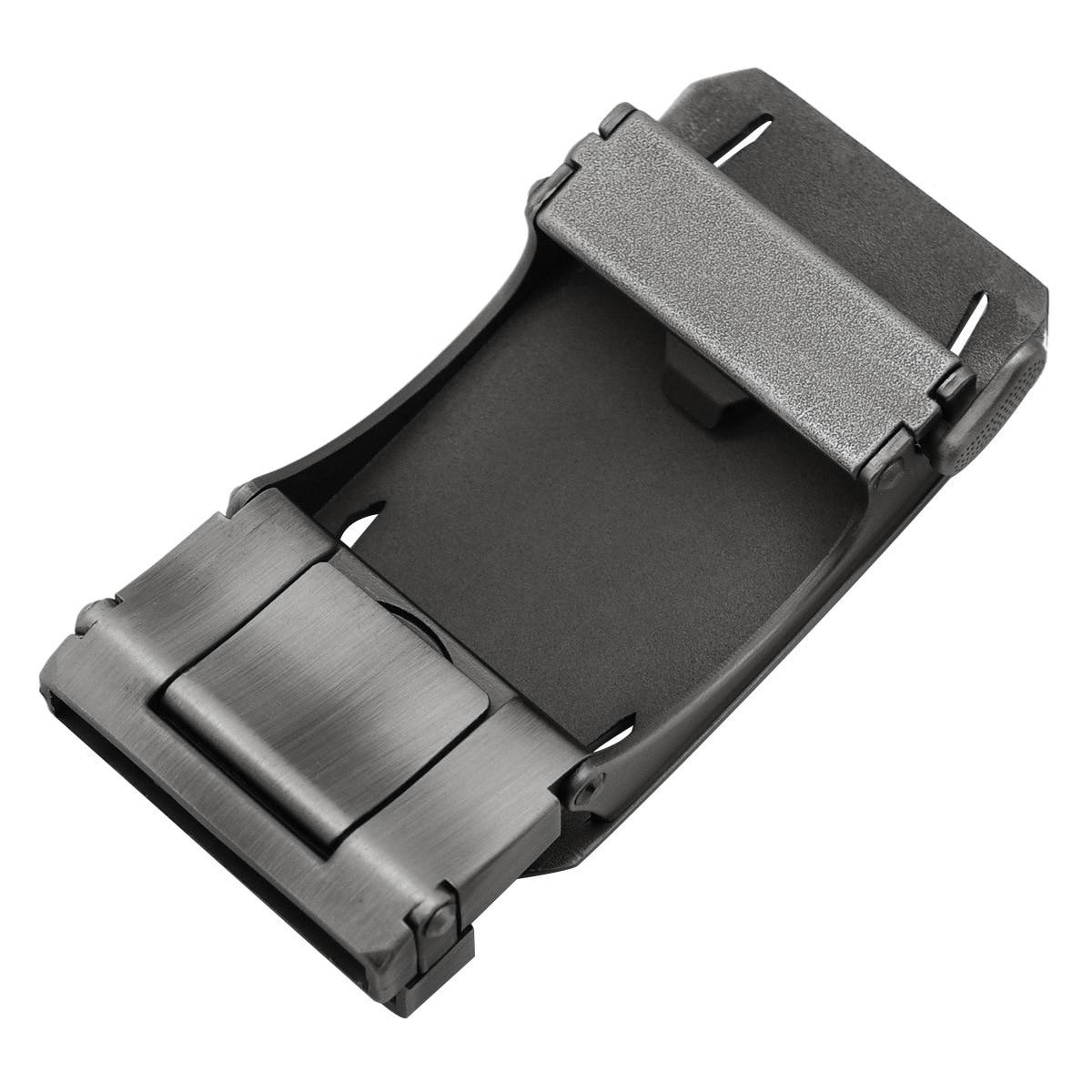 Personalized Men's Belt Buckle Head Zinc Alloy 3.5 Automatic Belt Buckles Man Pants Buckles Accessories Custom Engrave Logo Gift