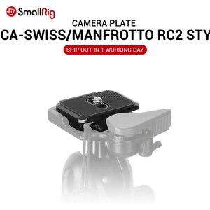 Image 1 - لوحة كاميرا صغيرة DSLR لوحة الإفراج السريع (Arca السويسري/Manfrotto RC2 style) الألومنيوم متوافق مع سلسلة سوني Rx100 2364