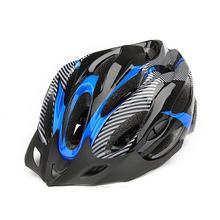 Велосипедный шлем для горного велосипеда, полый дышащий горный шлем, защитный шлем из углеродного волокна, открытый велосипедный шлем