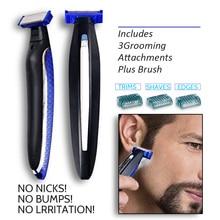 Электробритва, перезаряжаемая, многофункциональная, электрическая бритва, бритва, головка, тример, машинка, триммер для мужчин