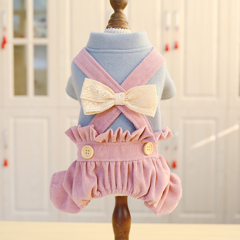 baby pink knickerbocker