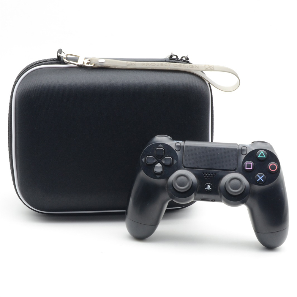 EVA Hard Pouch Bag Portable Lightweight Carry Case Protective Cover for Sony Playstation4 PS4 Controller Case Small Volume
