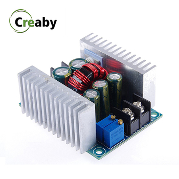 20A 300W DC Buck Module Constant Current Adjustable Step-Down Converter CC CV Power Module High Power High Quality image