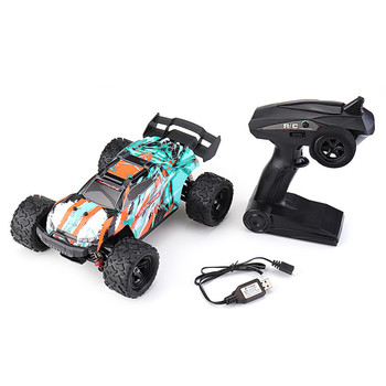 HS 18322 RC Car 1:18 2.4Ghz 4WD 36km/h Radio Control Car Proportional Control Big Foot Monster RTR Vehicle Models Toys for Kids