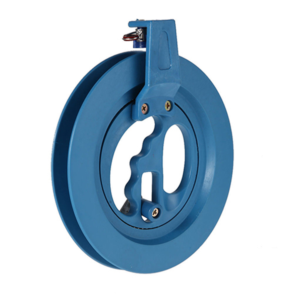 Наружный змей витая струнная линия захват колеса инструмент для намотки катушка шарикоподшипник ручка так удобно delta воздушные змеи