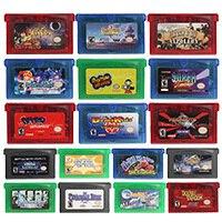 32ビットビデオゲームカートリッジコンソールカード召喚夜英語us版任天堂gba