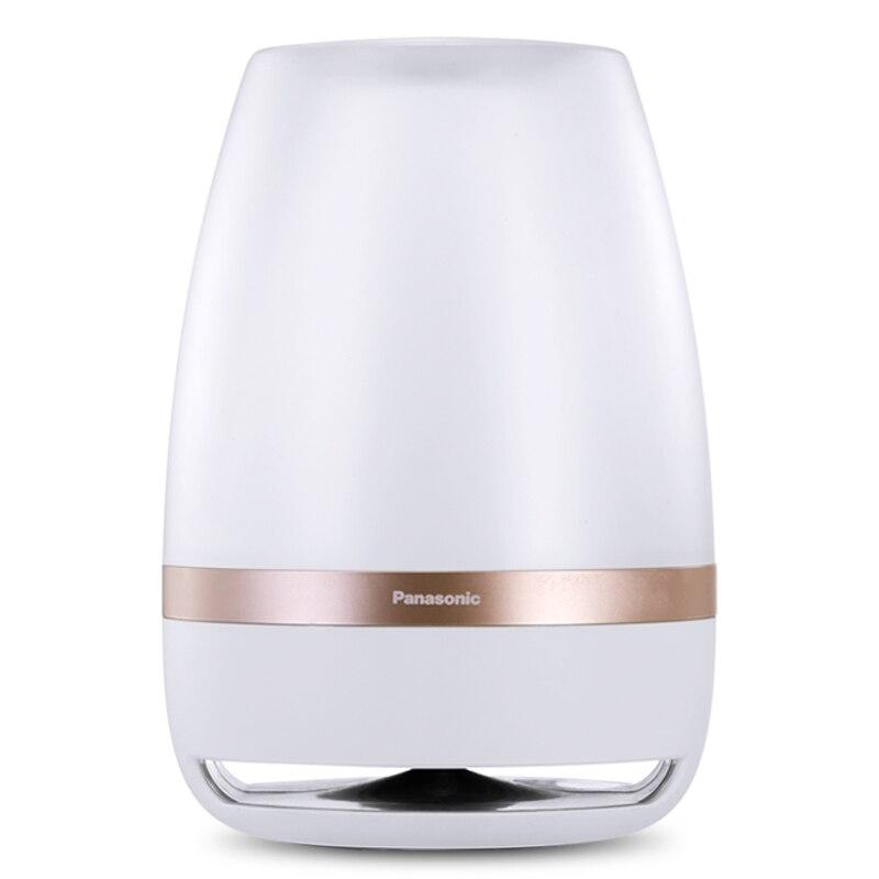 Panasonic veilleuse tactile capteur Bluetooth haut parleur lumière télécommande lampe LED sans fil intelligent musique lampe de Table - 2