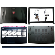 노트북 LCD 뒷면 커버/앞면 베젤/경첩/경첩/손목 받침대/MSI GE62 GE62MVR GE62VR MS 16J1 MS 16J2 MS 16J3