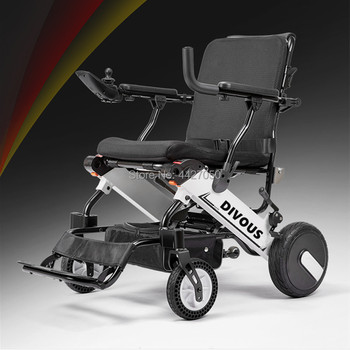 Best price good quality lightweight long travel distance  electric powerwheelchair