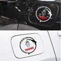 Автомобильный Стайлинг  водонепроницаемый стикер для корпуса бака s крышки топливного бака автомобиля  наклейка для SAAB 9-3 93 9-5 9 3 9000 9 5  аксесс...