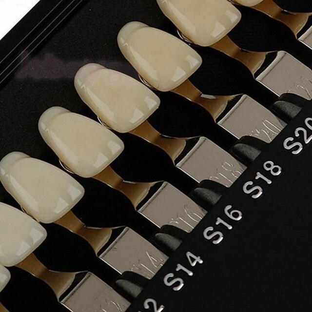 Blanchiment des dents Guide dombre dentaire blanchiment des dents pour le blanchiment