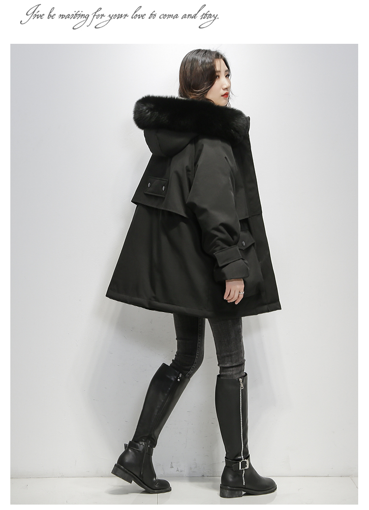 Large Hooded Warm Snow 6