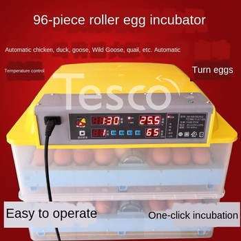 Eggs Egg Incubator Home Chicks Incubator Electric Gun Live Chicks of the Machine Hatcher the chicks with sticks guide to crochet