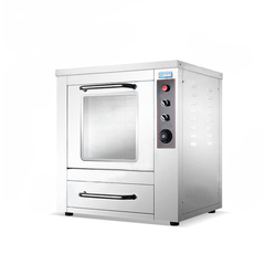 Commerical Sweet Potato Oven Automatic Roast Sweet Potato Oven Chicken Roasting Machine 220V/3500W Convenient Use Roster D68