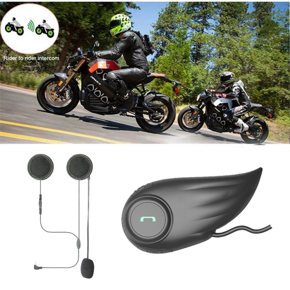 Intercom Helmet Bluetooth Headset 800meters Intercomunicadores De Casco Moto 800M Motorcycle Helmet Intercom
