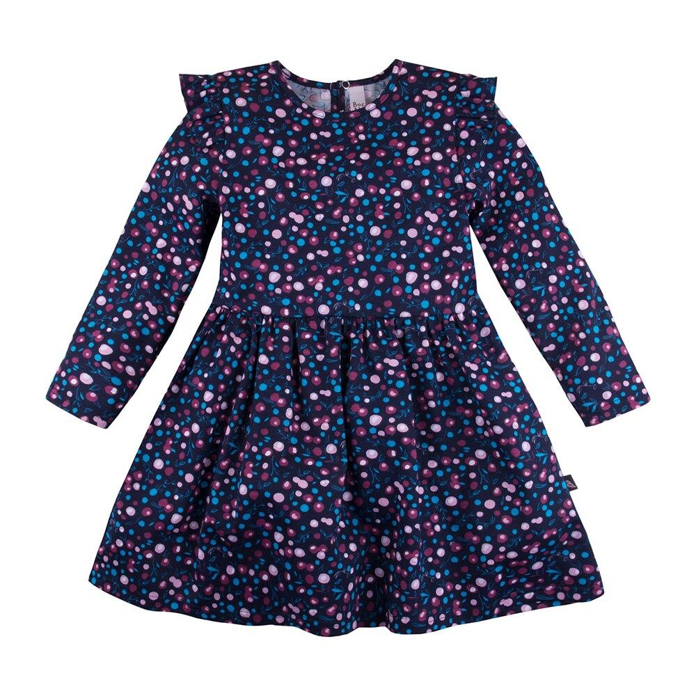 Dresses BOSSA NOVA 165B-171 for girls baby clothes dress for newborns sundress tunic Cotton Casual dresses modis m181w00768 women dress cotton clothes apparel casual for female tmallfs