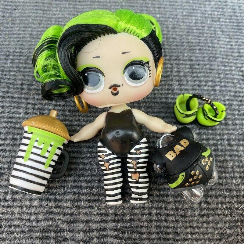 Ultra-Rare LOL Surprise Original Dolls Bhaddie Sk8er Grrrl Her Majesty Lols Dolls Hair Dolls Hairgoals For Girls Birthday Gifts