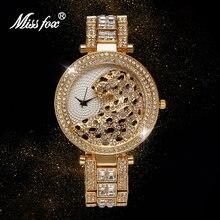 Часы наручные missfox женские кварцевые роскошные брендовые