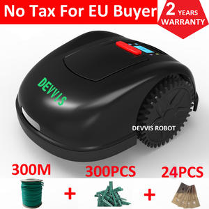 DEVVIS Mower Robot-Lawn-Mower Generation-Grass E1600T for Two-Year-Warranty 5th Newest