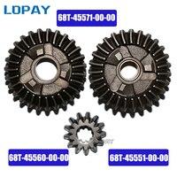 Gear set F9.9 4 stroke 9.9HP for Hidea 4 stroke 9.9HP 68T 45571 00 00 68T 45560 00 00 68T 45551 00 00