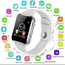 Hot A1 Bluetooth Smart Watch Sport Support Call Music 2G With SIM TF Camera Smar