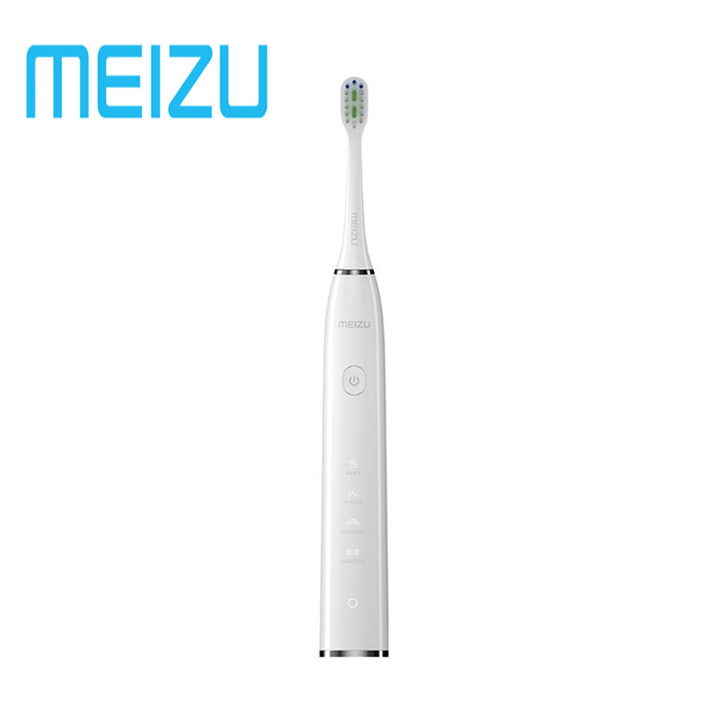 MEIZU Electric-Toothbrush Rechargeable Original Waterproofwireless-Charging Sonic IPX7 title=