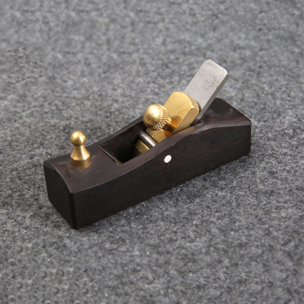 Mini Wood Planer Hand Tool Flat Bottom Wood Trimming Plane For Woodworking Wooden Planing UND Sale