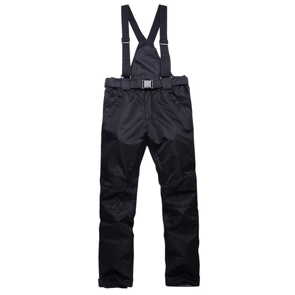 Ski Pants Waterproof Windproof Unisex Winter Skiing Snowboarding Thick Warm Snow Pants