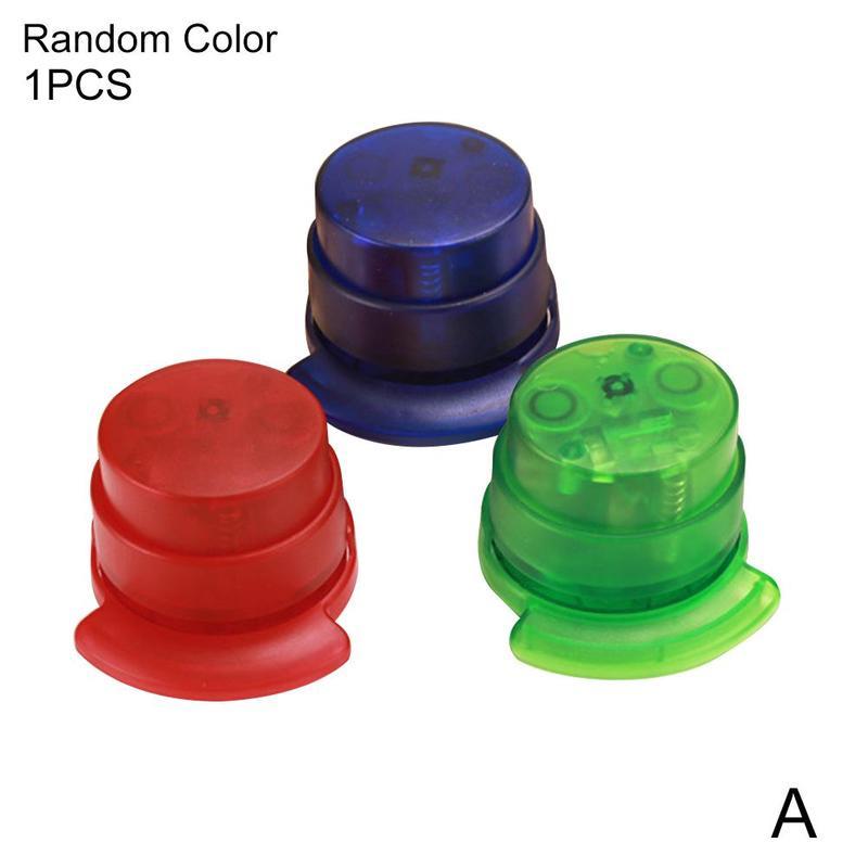 1pc Stapleless Stapler Paper Binding Binder Paperclip Punching Office School Stationery Mini Stapleless Stapler Stationery