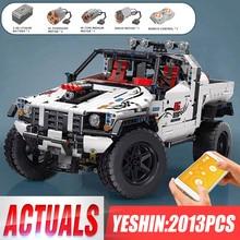 Yeshin 18005 APP Радиоуправляемая машинка, игрушки, совместимые с серебряными флагманами, наборы моделей для внедорожников, строительные блоки, детские рождественские подарки