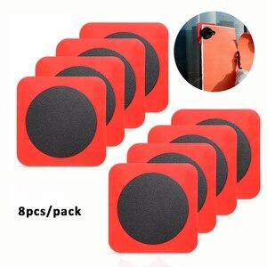 Image 1 - Akcesoria samochodowe FOSHIO szklane okno folia z odcieniem adsorpcja uchwyt arkusz Vinyl Wrap naklejki z włókna węglowego Fix pomoc narzędzie do magnesu