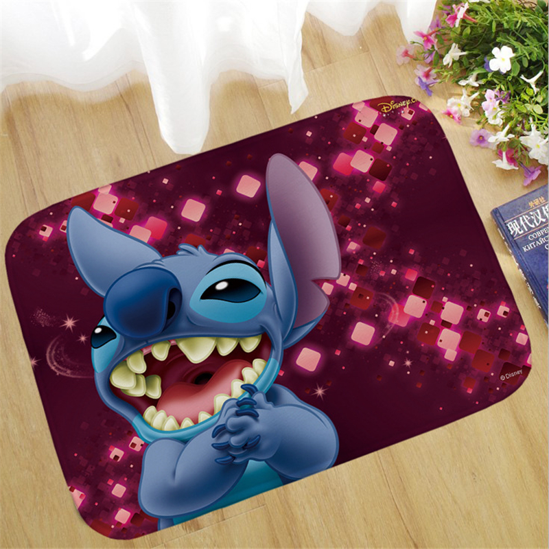 60x40cm Stitch Anti-slip Stripe Doormat Floor Rug Kitchen Carpet Floor Mat  Way Feet Mat Bath Rug Kitchen Rug Balcony Bathroom