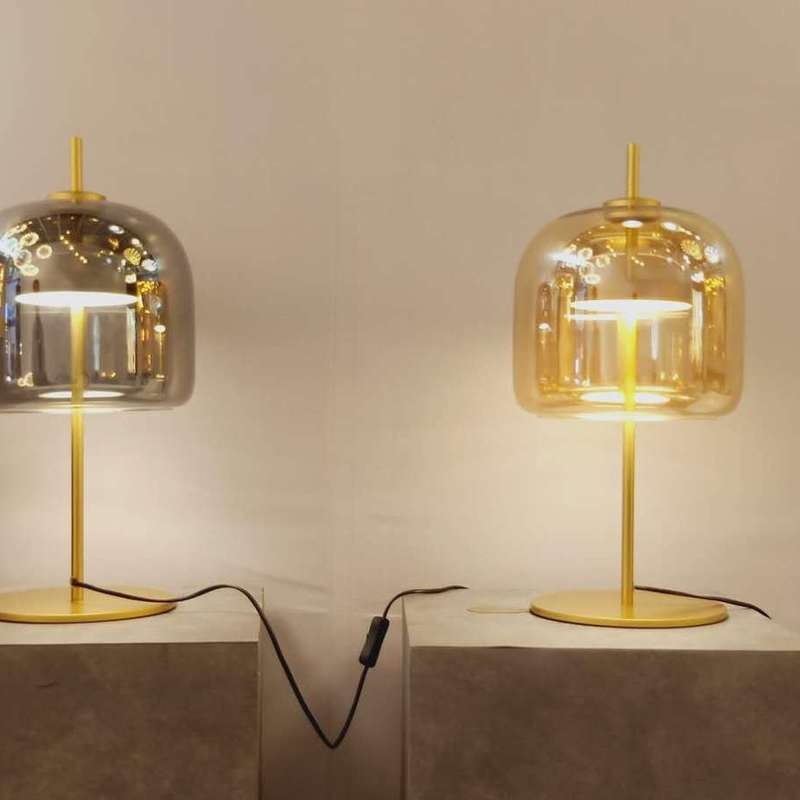 Replica Louis Arne Jacobsen Table Lamps Color for Bedroom Option.Europe AJ Desk Lamp Cafe Aisle Hall Read Lights LED Bulb E27