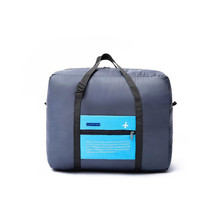 High Capacity Travel Bag For Women Folding Duffle Weekend Aircraft Organizer Accessories Packing Cubes