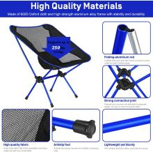 Folding Chair Ultralight Detachable Portable Lightweight Chair Folding Extended Seat Fishing Camping Home BBQ Garden Hiking