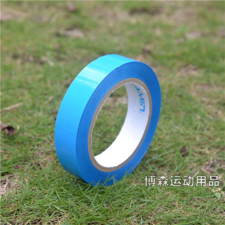 Fouriers LAM-PU-TLR MTB Road Bike Tubeless Rim Tape 19mm 22mm 24mm 28mm 33mm X 50 Meter No Tubes Blue Bulk Roll