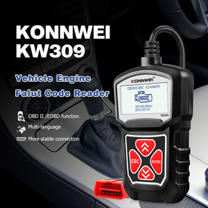 Image 3 - Konnwei KW309 OBD2 Engine Code Reader Automotive Auto Diagnostische Hulpmiddelen Scanner Apparaat Eobd Autoscanner Beter dan ELM327