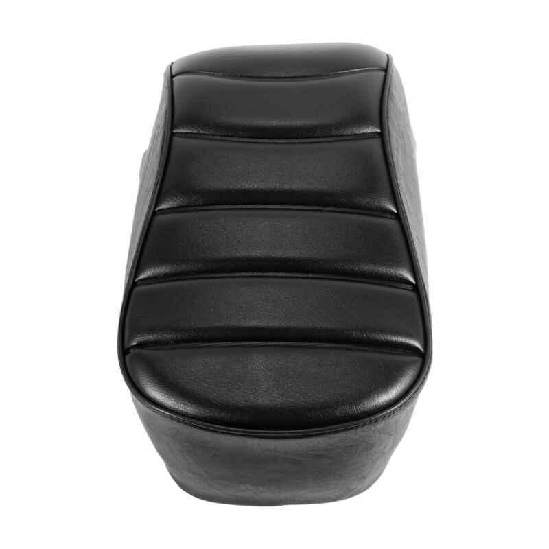 אופנוע שחור נוסע אחורי מושב כרית להארלי Sportster ברזל 883 XL883N 16-19 18