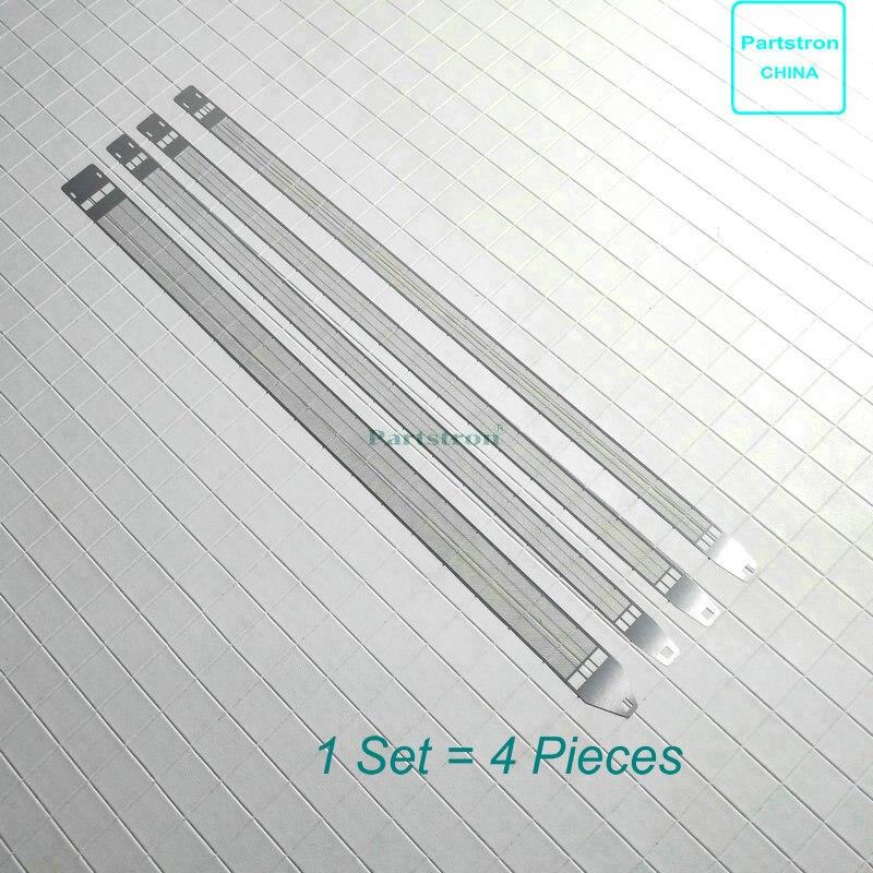 10 conjunto de carga cmyk corona grade kit 4 pecas para uso em konica minolta c451