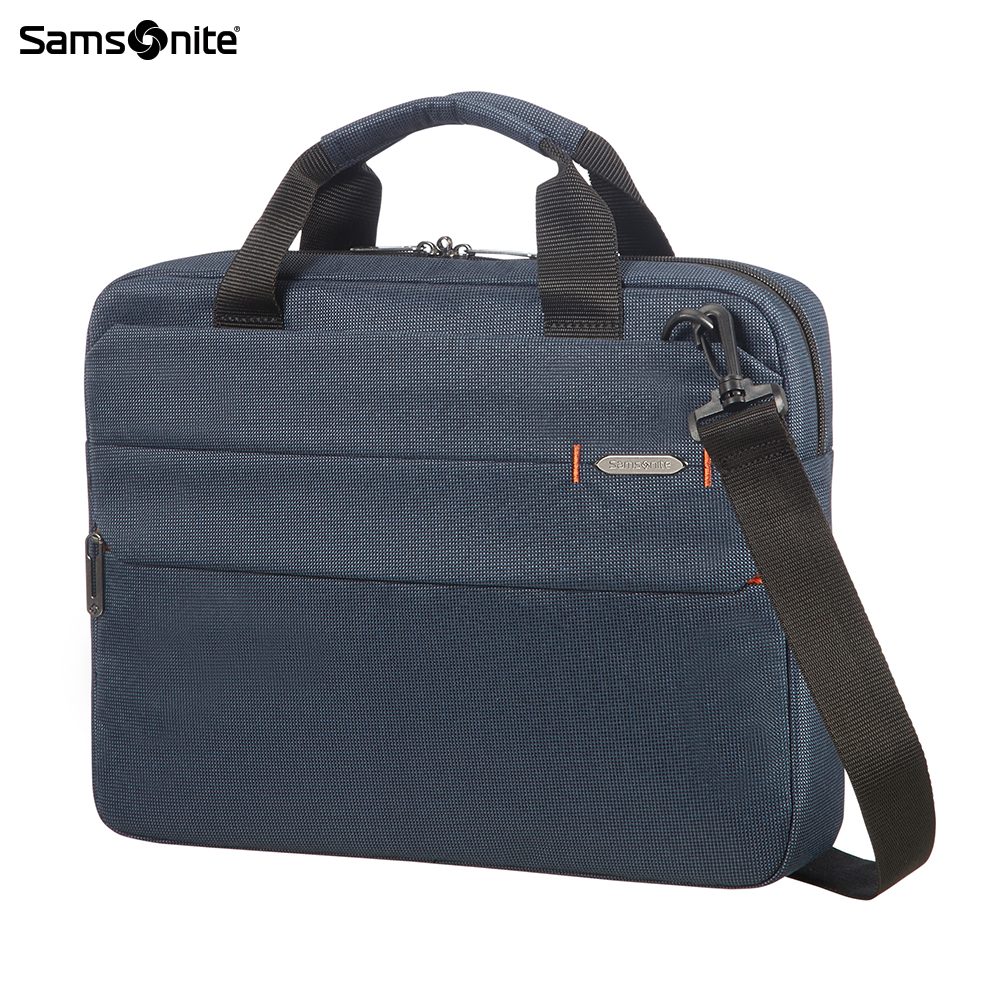 Фото - Laptop Bags & Cases Samsonite SAMCC800101 for laptop portfolio Accessories Computer Office a bag Men 2017 hot handbag women casual tote bag female large shoulder messenger bags high quality pu leather handbag with fur ball bolsa